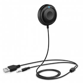 Bluetooth-ресивер Mpow Hands-Free (GEBH034BB) Black