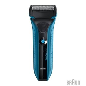 Электробритва Braun WaterFlex WF2s (синяя) Limited Edition