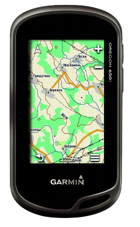 Туристический навигатор Garmin Oregon 650 RUS