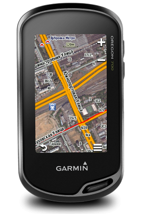 Туристический навигатор Garmin Oregon 700t RUS